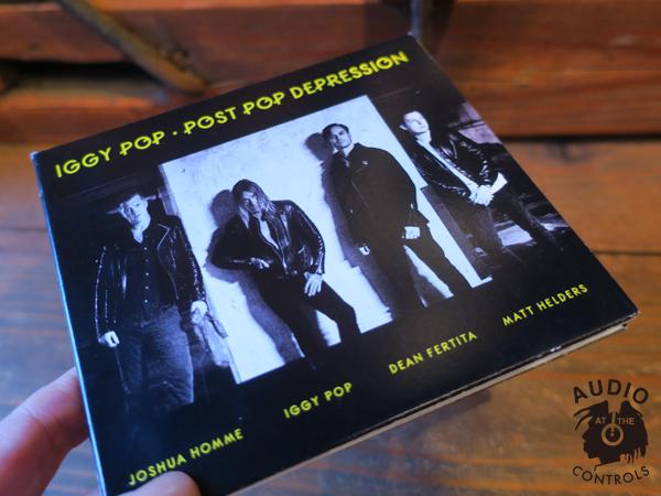 IGGY POP イギー・ポップ イギー・ポップ最後のアルバムとも噂されている「POST POP DEPRESSION」