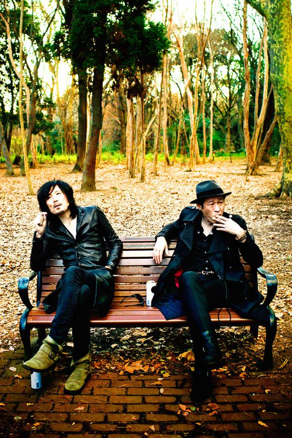 武藤昭平 with ウエノコウジ JUST ANOTHER DAY TOUR