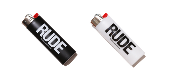 ルードギャラリー RUDE GALLERY / RUDE LIGHTER