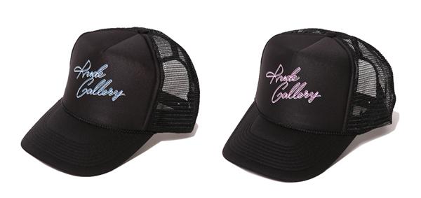 ルードギャラリー RUDE GALLERY / HOTEL FLAMINGO MESH CAP - LOGO