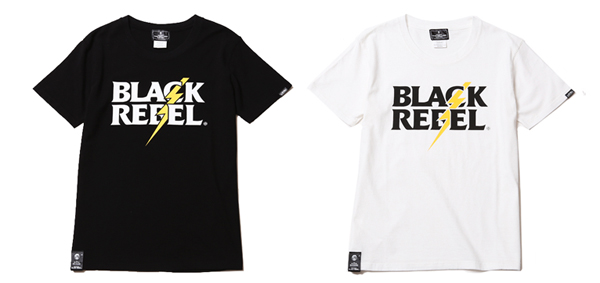 ルードギャラリーブラックレベル RUDE GALLERY BLACK REBEL / REBELS LIGHTNING TEE