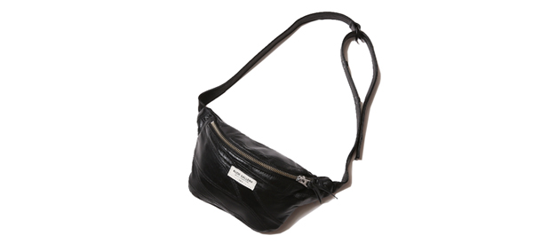 ルードギャラリー RUDE GALLERY / WAIST BAG -PATCHWORK LEATHER