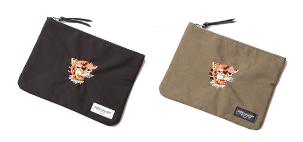 ルードギャラリー RUDE GALLERY / STUDIO POUCH - TIGER