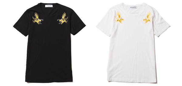 ルードギャラリー RUDE GALLERY / EMBROIDERY TEE -DRAGON