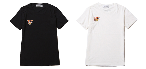 ルードギャラリー RUDE GALLERY / EMBROIDERY TEE -TIGER