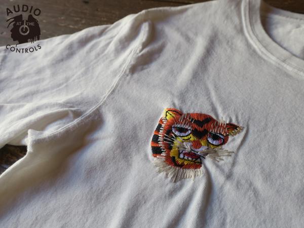 ルードギャラリー RUDE GALLERY / EMBROIDERY TEE -TIGER