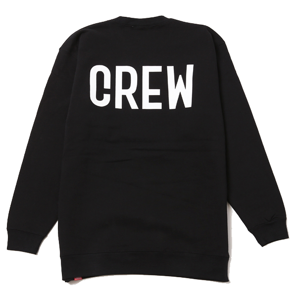 ルーディーズ RUDIES / COLLEGE CREW SWEAT