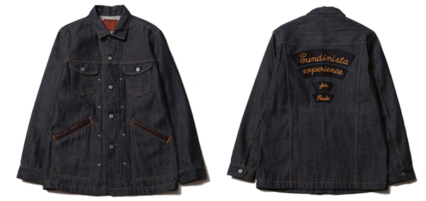 チバユウスケ RUDE GALLERY Sundinista Experience / BLUE Bird 68 12.5oz