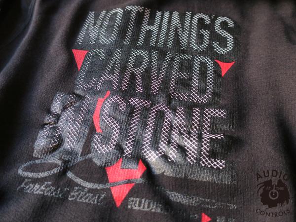 Nothings Carved In Stone×RUDIES PROGRESSIVE HOOD SWEAT