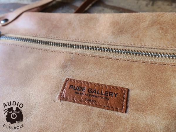 ルードギャラリー RUDE GALLERY / APRON BAG - LEATHER