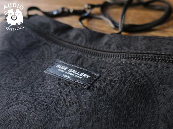 ルードギャラリー RUDE GALLERY / APRON BAG - PAISLEY