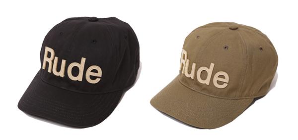ルードギャラリー RUDE GALLERY / RUDE CAP