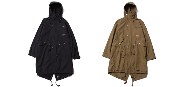 ルードギャラリー RUDE GALLERY / RUDE NATION MODS PARKA