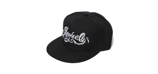 マジカルデザイン MAGICAL DESIGN / DEAD REMEDY SNAPBACK CAP