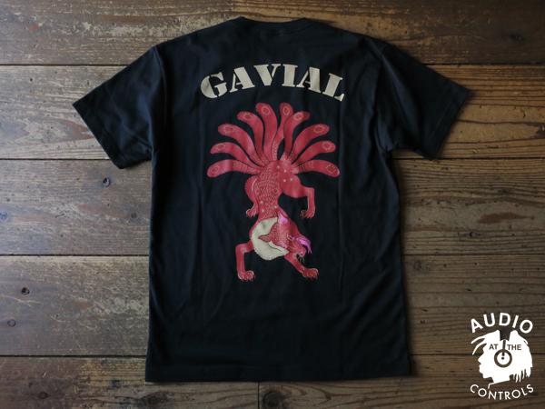 "GAVIAL / S/S TEE ""十尾の獣"" gavial 中村達也"