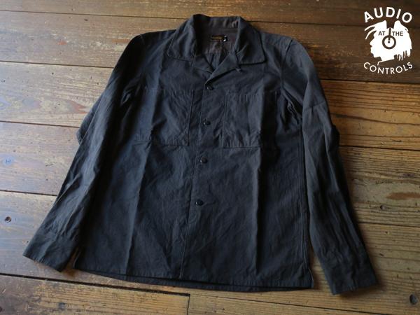 ロストコントロール LOST CONTROL / Square Pocket Shirts