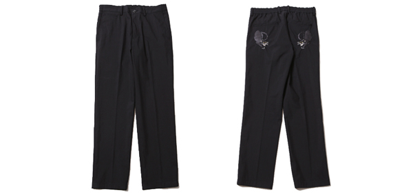 ルードギャラリー RUDE GALLERY / BLACK PANTHER TROUSERS