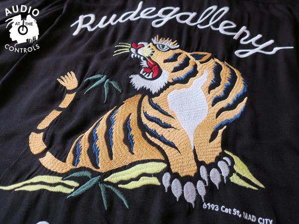 ルードギャラリー RUDE GALLERY / SOUVENIR OPEN COLLAR SHIRT
