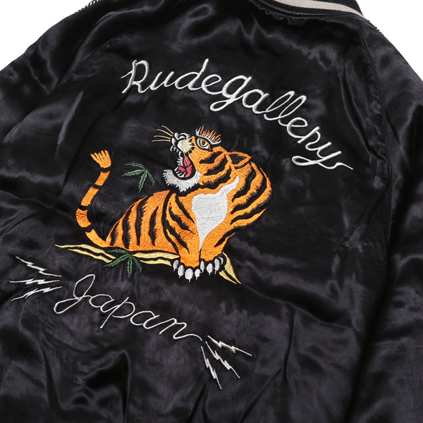 ルードギャラリー RUDE GALLERY / STONED TIGER×MARIA SOUVENIR JACKET
