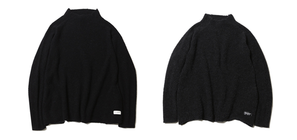ルードギャラリー RUDE GALLERY / UNCUT KNIT
