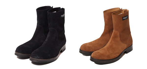 ルードギャラリー RUDE GALLERY / BACK ZIP BOOTS - SUEDE