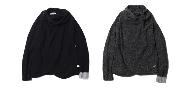 ルードギャラリー RUDE GALLERY / HIGH NECK KNIT