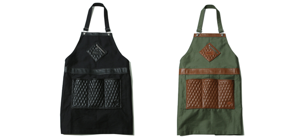 ルードギャラリーブラックレベル RUDE GALLERY BLACK REBEL / REBELS MECHANIC APRON
