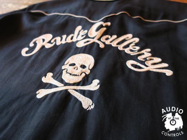 ルードギャラリー RUDE GALLERY / MAD SKULL WESTERN SHIRT