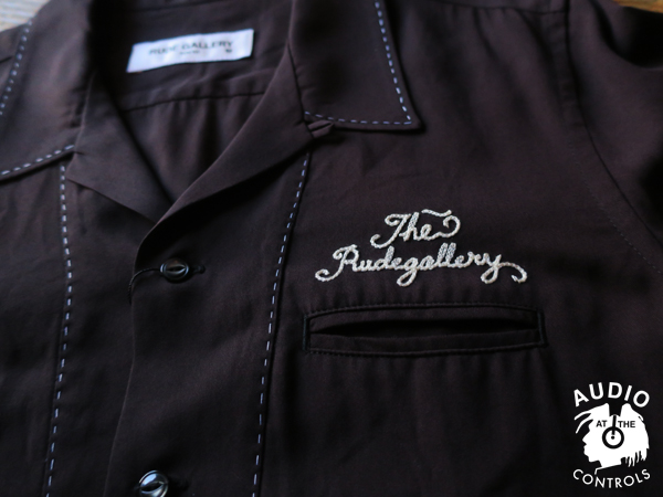ルードギャラリー RUDE GALLERY / CHANGE OVER BOWLING SHIRT