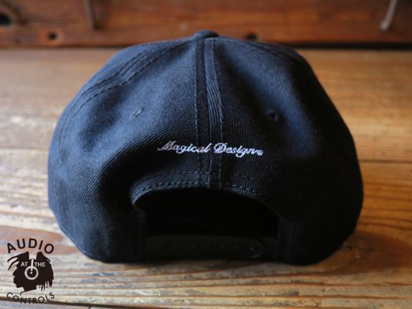 """MAGICAL DESIGN / """"DEAD REMEDY SNAPBACK CAP"""""""