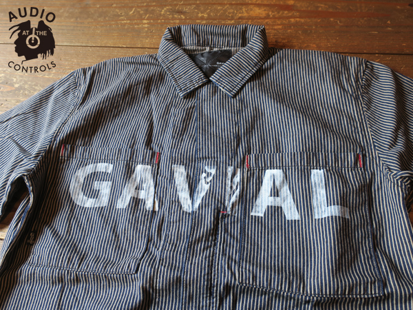 GAVIAL / SS JUMP SUIT 中村達也