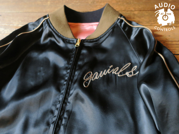 GAVIAL / 10th ANNIV.ITEM SOUVENIR JACKET 中村達也 スカジャン