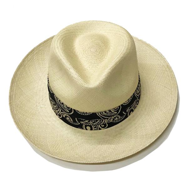 ルードギャラリー TOQUILLA HAT