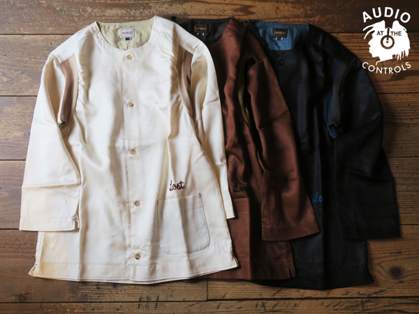 ロストコントロール LOST CONTROL / 3Q Rayon Shirts -Rough Rider-
