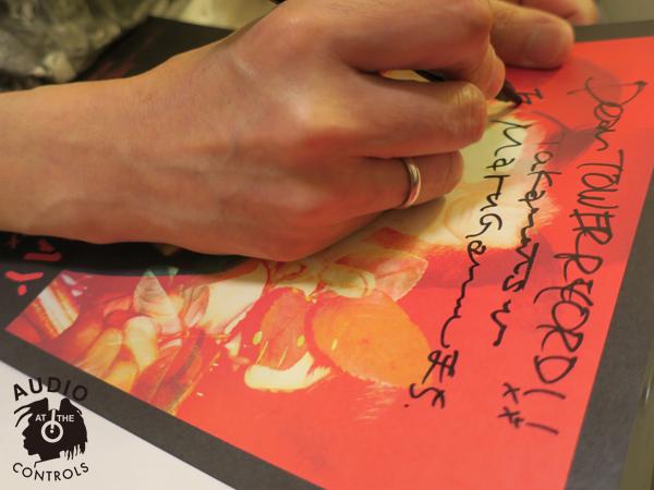 The Birthday 「THE ANSWER」 タワーレコード高松丸亀町店