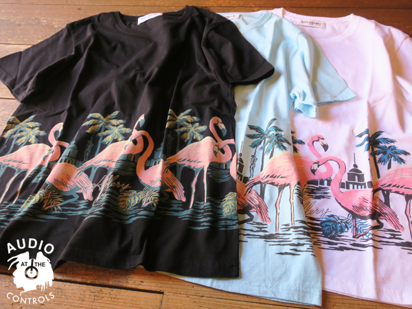 ルードギャラリー RUDE GALLERY / FLAMINGO TEE