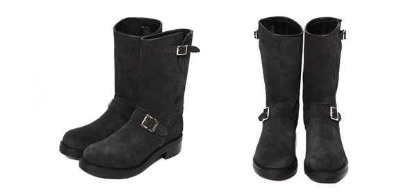 Sundinista Experience / BLACK WORKER BOOTS チバユウスケ