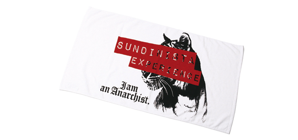 Sundinista Experience / RUSSiAN ULTRA VIOLET・・・TiGER チバユウスケ