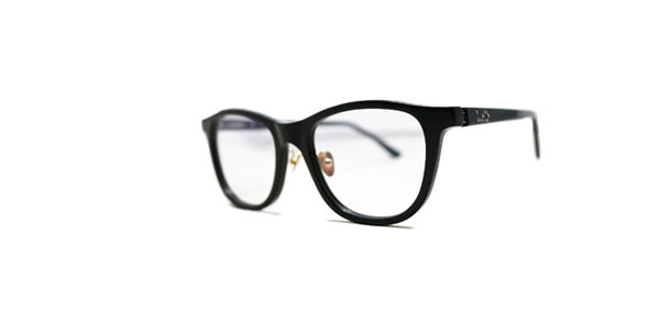 Mr.CASANOVA / BUZZ(Black / Clear Lens)