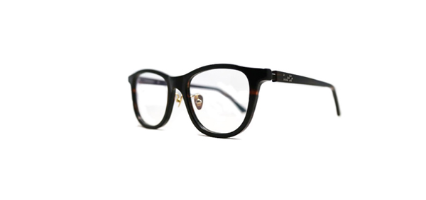 Mr.CASANOVA / BUZZ(Dark Brown Demi / Clear Lens)