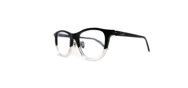 Mr.CASANOVA / BUZZ(Black To Clear / Clear Lens)