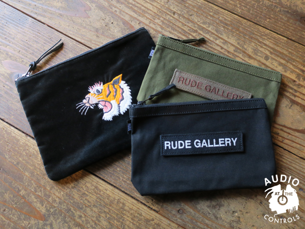 RUDE GALLERY / TORA POUCH ルードギャラリー