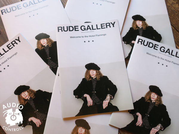 RUDE GALLERY、RUDE GALLERY BLACK REBEL 2016 AUTUMN&WINTER CATALOG