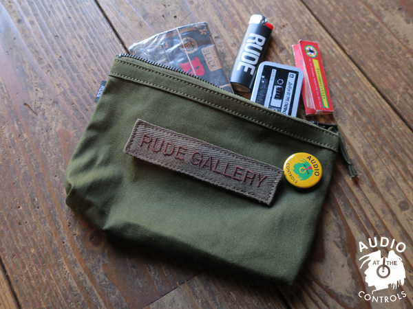 RUDE GALLERY / RUDE NATION POUCH