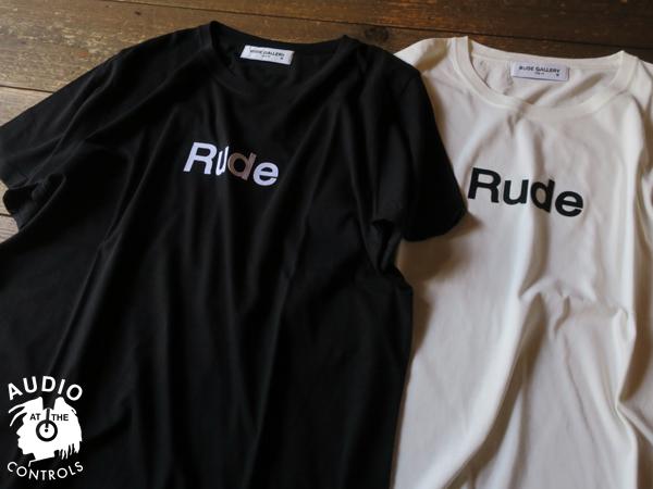 RUDE GALLERY / Rude TEE ルードギャラリー
