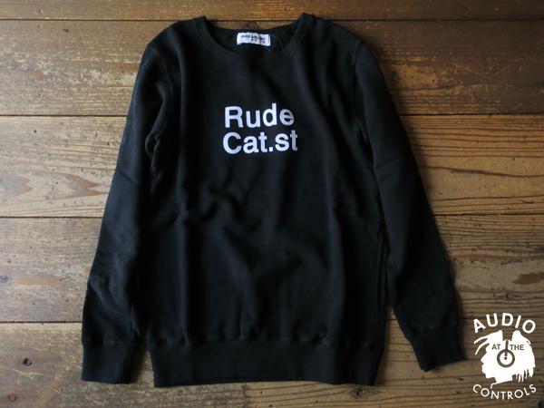 RUDE GALLERY / RUDE CAT st. CREW NECK SWEAT ルードギャラリー