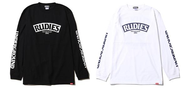 RUDIES / SLICK LS-T ルーディーズ