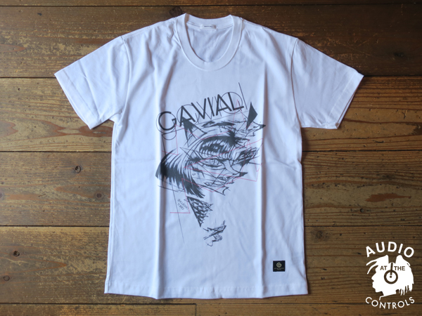 "GAVIAL / 10th ANNIV.COLLABO.ITEM S/S TEE ""ASENA"" 中村達也"