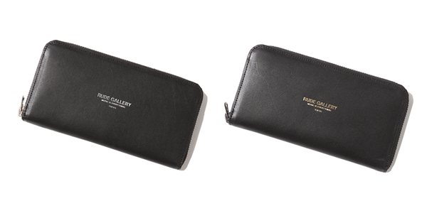 RUDE GALLERY / LEATHER WALLET ルードギャラリー
