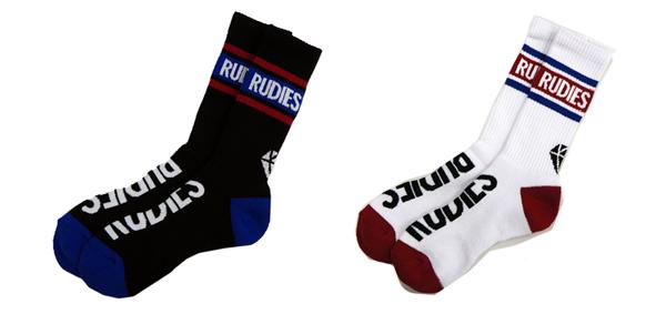 RUDIES / PHAT SOCKS ルーディーズ